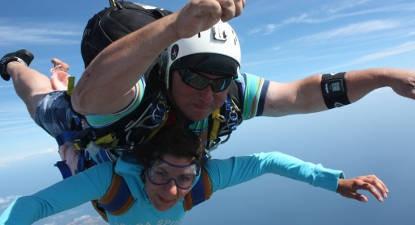 Saut en Parachute Tandem à Charleville-Mézières