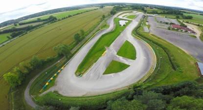 Stage de Pilotage en Nissan 350Z 330ch - Circuit des Ducs