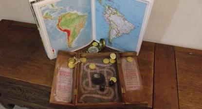 Escape game sur les Voyages temporels à Marseille (5e)
