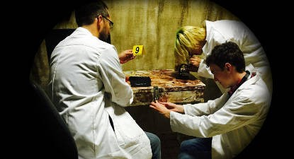 Azilum, Escape game à Lille