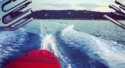 Bouée tractée Air Stream près de Toulon à Hyères