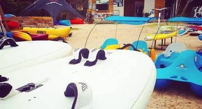 Location de Paddle à Hyères