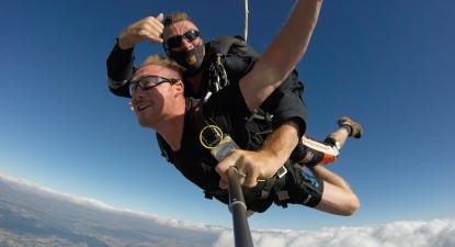 Saut en Parachute à Albi