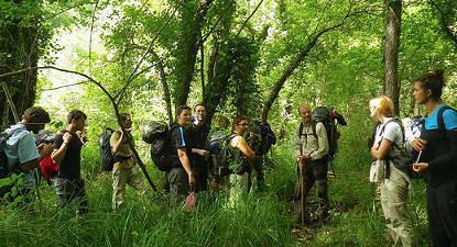 Stage de survie près d'Orléans : Descente de la Loire en Canoë et bivouac sur berges