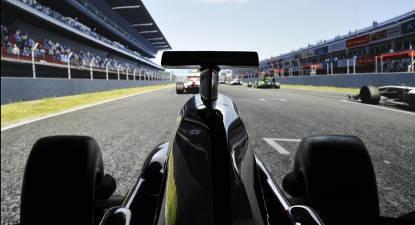Simulateur de Formule 1 à Montpellier