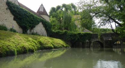 Canoë près de Paris