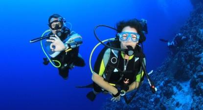 Sortie en mer et Initiation à la plongée à Fréjus-Saint-Raphaël