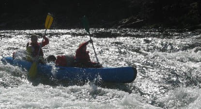 Kayak Embrun