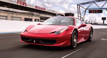 Stage de Pilotage Ferrari 458 Italia Spider - Circuit d'Albi