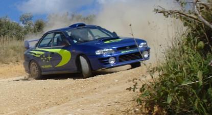 Stage de Pilotage Rallye sur Subaru Impreza- Circuit de Lespielle