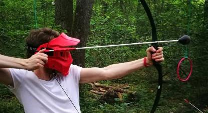 Partie de Game of bow à Cesson