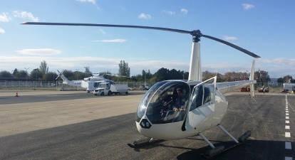 Initiation au pilotage d'hélicoptère à Avignon dans le Vaucluse