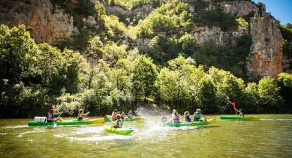 Balade Canoë Gorges du Tarn