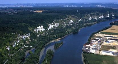Baptême en hélicoptère à Rouen - Vol découverte de la Normandie
