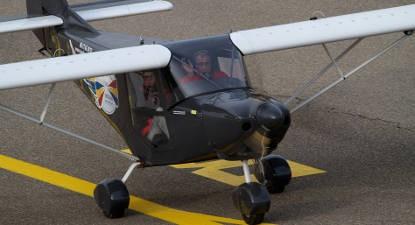 Initiation au pilotage d'avion à Avignon