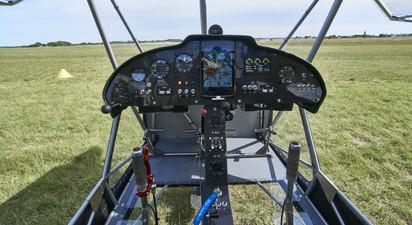 Pilotage ou baptême de l'air en avion Super Guépard à Nîmes