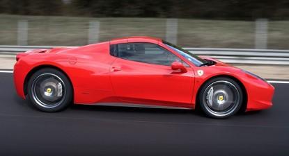 Stage de Pilotage en Ferrari 458 Italia - Circuit de Juvincourt