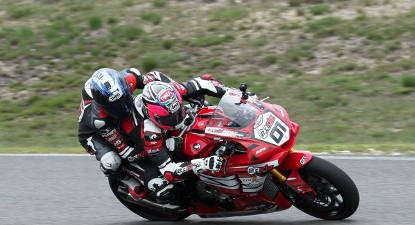 Baptême de moto en Suzuki ou Kawasaki - Circuit de Nogaro