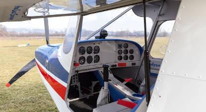 Initiation au pilotage d'avion à Meaux