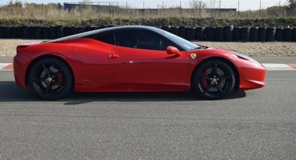 Stage de Pilotage en Ferrari 458 Italia - Circuit de Vaison