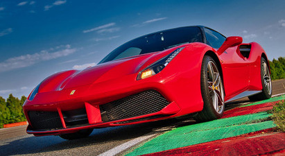Pilotage d'une Ferrari 488 GTB - Circuit d'Albi