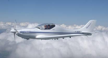 Initiation au pilotage d'avion à Compiègne