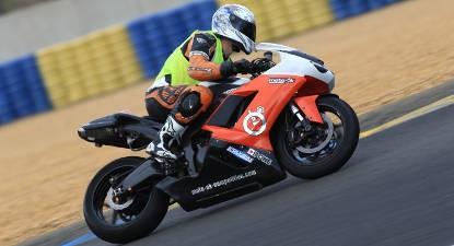 Stage de Pilotage en Kawasaki 600 ZX6R - Circuit du Mans