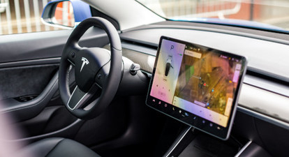 Stage de Pilotage en Tesla model 3 Performance - Circuit du Mans