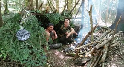 Stage de survie 2 jours en milieux naturels près de Castres et Toulouse