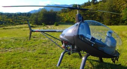 Baptême en hélicoptère à Barrême - Vol en hélicoptère dans le Verdon