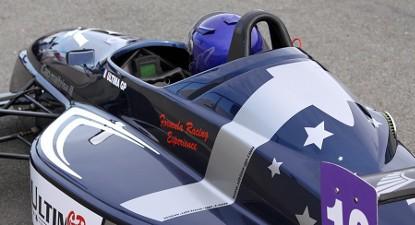 Pilotage d'une Formule Renault - Circuit de Croix en Ternois