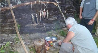 Stage d'initiation à la survie de deux jours à Millau