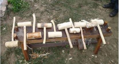 Stage de survie bushcraft Millau