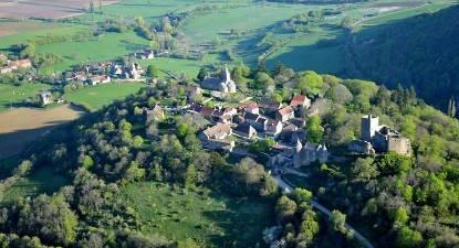Baptême en ULM près de Chalon-sur-Saône