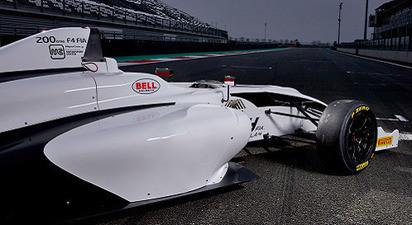 Stage de Pilotage en Formule 4 - Circuit de Magny-Cours