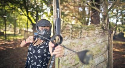 Archery game Nantes