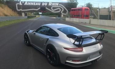Stage de Pilotage en Porsche 991 GT3 RS - Circuit de l'Anneau du Rhin