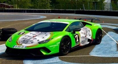 Stage de Pilotage en Lamborghini Huracan Performante - Circuit de l'Anneau du Haut Rhin