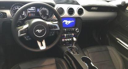 Stage de Pilotage en Mustang GT Cabriolet - Circuit de l'Anneau du Rhin