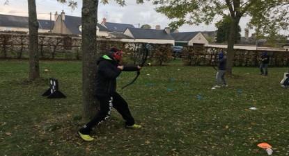 Partie privée d'Archery Game à domicile à Orléans ou ses environs