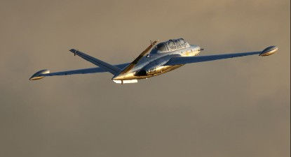 Vol en avion de chasse Fouga Magister près de Paris