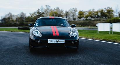 Stage multi-volants en Porsche + Lotus + Audi R8 - Circuit d'Andrézieux