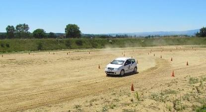 Stage de Pilotage Rallye en Citroën C2 - Circuit d'Andrézieux