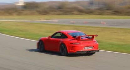 Stage de Pilotage en Porsche 991 GT3 - Circuit de Mornay