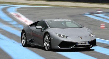 Stage de Pilotage en Lamborghini Huracan LP 610-4 - Circuit de l'Anneau du Haut Rhin
