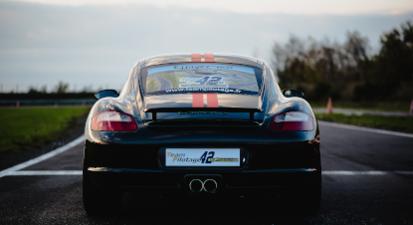 Stage de Pilotage en Porsche Cayman S - Circuit d'Andrézieux