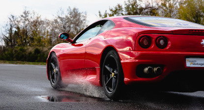 Stage de Pilotage en Ferrari 360 Modena - Circuit d'Andrézieux