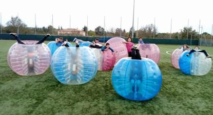 Bubble Football à Aix en Provence