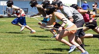 Archery Game Aix en Provence