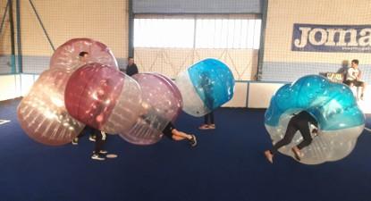 Bubble Football à Cavaillon